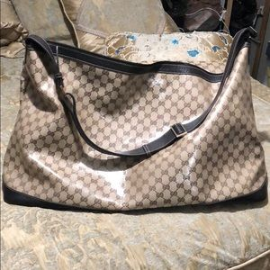 Gucci Weekend Bag Large